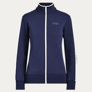 Polo golf track jacket